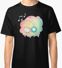DJ Rainbow Sheep Classic T-Shirt