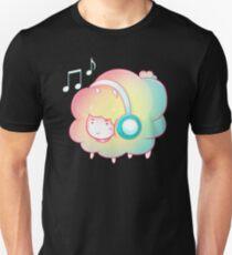DJ Rainbow Sheep Unisex T-Shirt