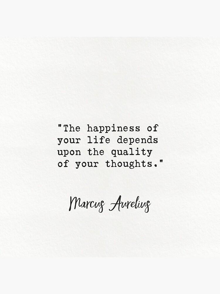 Marcus Aurelius quote by Pagarelov