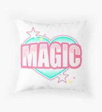 MAGIC Emote Throw Pillow