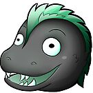 Oh My Raptor Emote by devicatoutlet