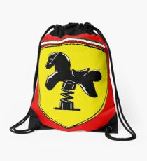 ferrari Drawstring Bag