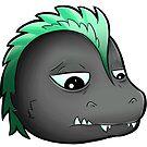 Feels Raptor Emote by devicatoutlet