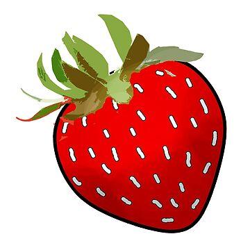 Strawberry Pattern by pochari