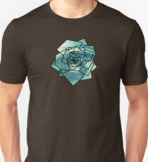 Geometrics: Rose (Sampled Eye) Geometry Unisex T-Shirt