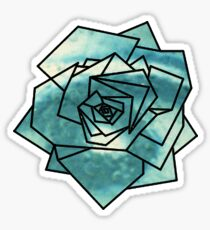 Geometrics: Rose (Sampled Eye) Geometry Sticker