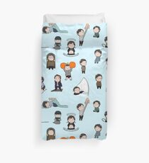 Tiny Will Collection1 Duvet Cover