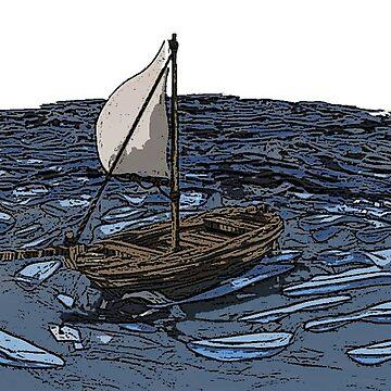 Adrift by TheSkweejji