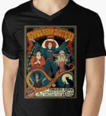 Sanderson Sisters Vintage Tour Poster T-Shirt