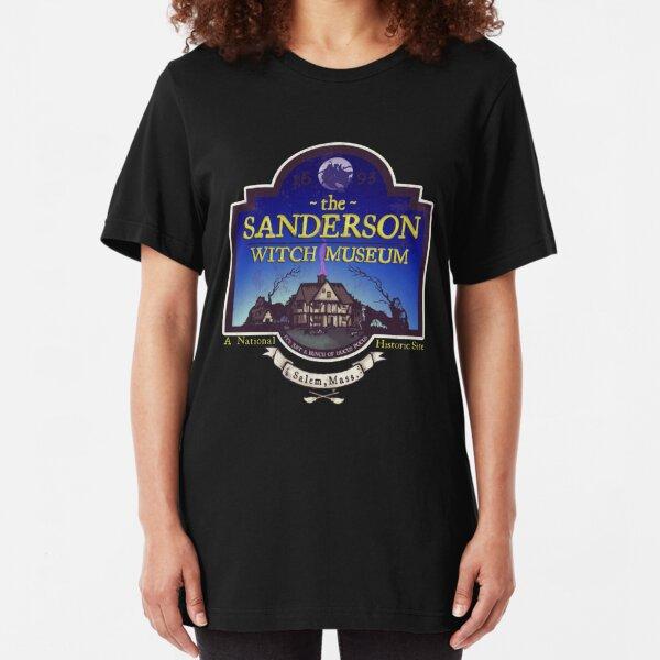 Sanderson Witch Museum Slim Fit T-Shirt