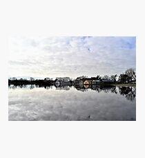 Lake Wendouree Reflections Photographic Print