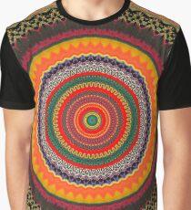 Daylight Mandala Graphic T-Shirt