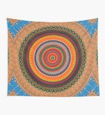 Daylight Mandala Wall Tapestry