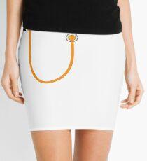 Triggered - modular (orange) Mini Skirt