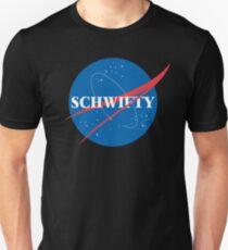 Schwifty Nasa Mashup T-Shirt
