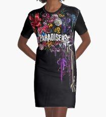 Paradies korrupt_ T-Shirt Kleid