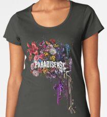 Paradies korrupt_ Premium Rundhals-Shirt