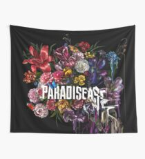 paradise corrupt_ Wall Tapestry