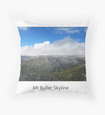 Buller Skyline Throw Pillow