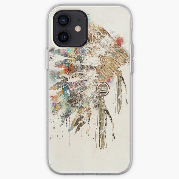 Native Headdress iPhone Soft Case