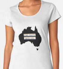 Equality 2 Women's Premium T-Shirt
