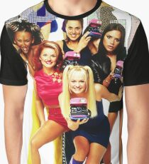 SPICE 7 Graphic T-Shirt