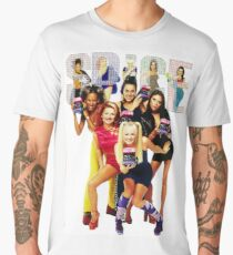 Men's Premium Spice Girls T-shirt by Redbubble - S to 3XL