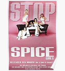 SPICE 10 Poster