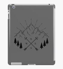 Nature Compass iPad Case/Skin