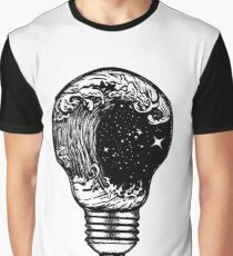 Storm in a light bulb Graphic T-Shirt