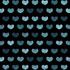 Cute Hearts  by Amir Faysal