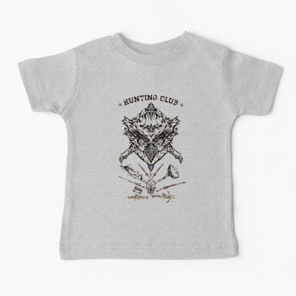 Monster Hunter Baby T-Shirt