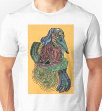 Bird of a Black Feather Unisex T-Shirt