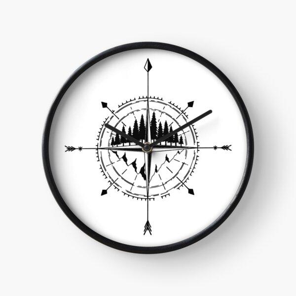 Naturkompass II Uhr