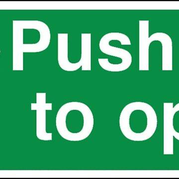 Push to open by PharisaicalJesu