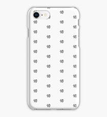 Dull Boy iPhone Case/Skin