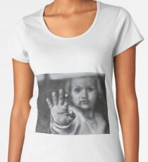 What Lies Beyond Women's Premium T-Shirt