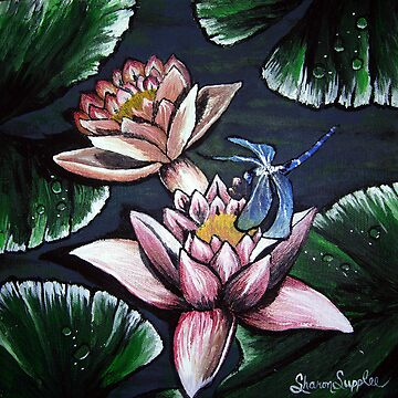 Dragonfly Pond by ASmartChk27
