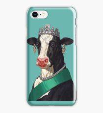 Cow Queen iPhone Case/Skin