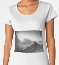 Highland Drift Women's Premium T-Shirt