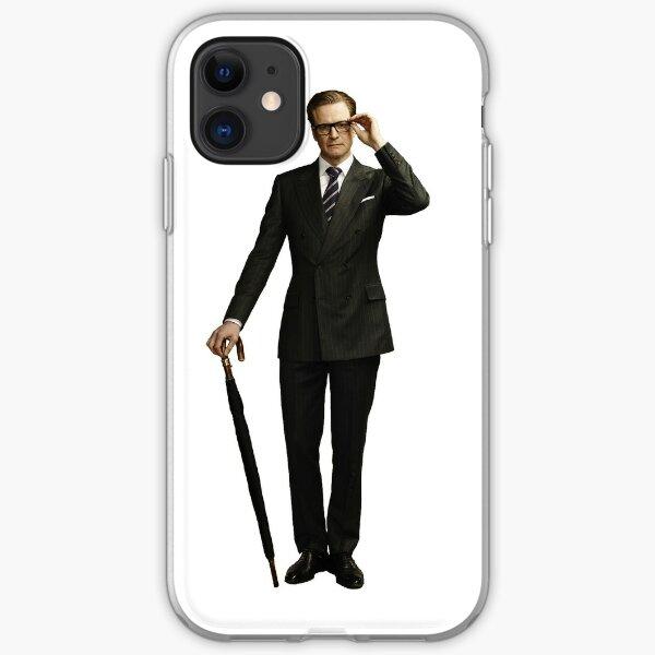 Colin Firth iPhone Soft Case