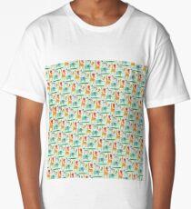 Wild animals 3 Long T-Shirt
