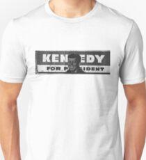 John F. Kennedy Bumper Sticker T-Shirt