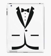 Tuxedo Junction iPad Case/Skin