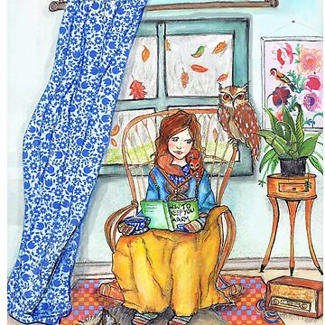 how to keep you warm in autumn by yvonne-crayon