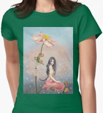 Damselfly Women's Fitted T-Shirt