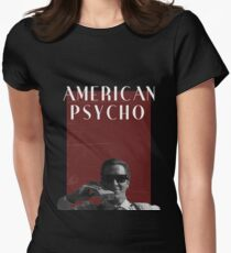 American Psycho Women's Fitted T-Shirt