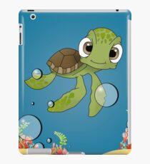 Niedliche Schildkröte iPad-Hülle & Skin