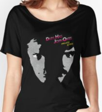 Private Eyes Hall & Oates Women's Relaxed Fit T-Shirt