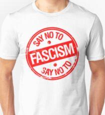 Say No to Fascism T-Shirt